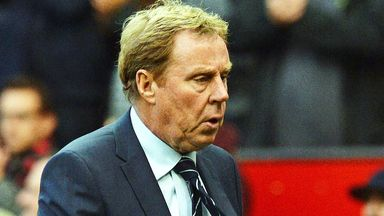 Harry Redknapp: Renewed criticism of Taarabt