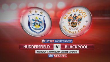Huddersfield 4-2 Blackpool