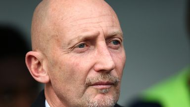 Ian Holloway: Criticises officials after draw