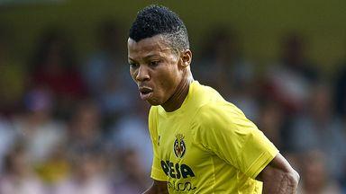 Ikechukwu Uche: Scored two goals for Villarreal