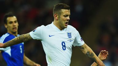 Jack Wilshere: England midfielder may be included in U21 squad for Euro 2015