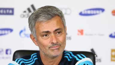 Jose Mourinho: Nothing personal in game against Schalke