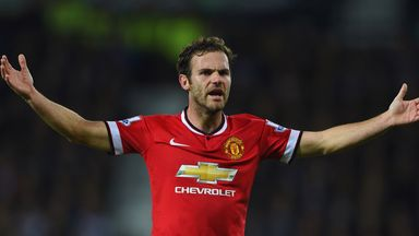 Juan Mata: Insists his side must finish in top four