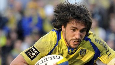 Julien Bardy: Received a red card in Clermont's win over Castres