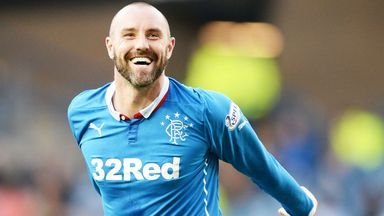 Kris Boyd: Striker scored his first league goal for Rangers since his move to Ibrox this summer