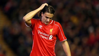 Lazar Markovic has struggled to make an impact for Liverpool