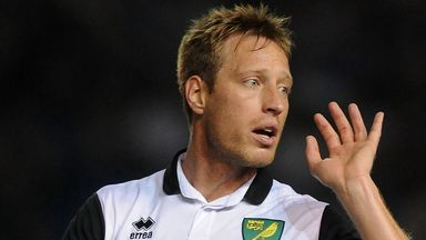 Luciano Becchio: Unlikely to feature until after Christmas