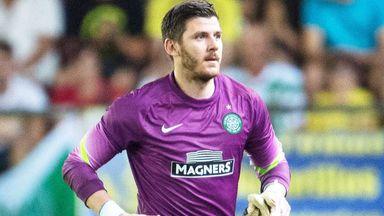 Lukasz Zaluska: Celtic keeper returned to training on Tuesday