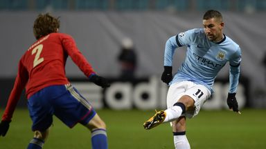 Aleksandar Kolarov: Manchester City defender wants to return to Italy