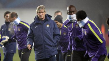 Manuel Pellegrini: The Manchester City boss says his side have rediscovered last season's form