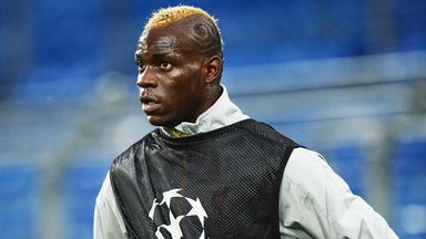Mario Balotelli: Warned to get used to life on the bench