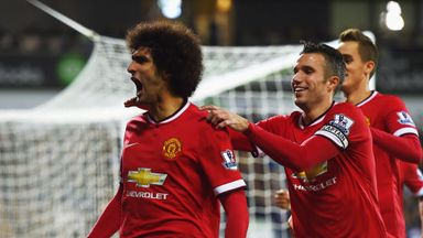 Marouane Fellaini: could his presence be valuable again against Chelsea?