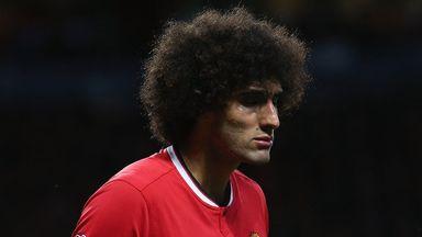 Marouane Fellaini: Back to form for Manchester United