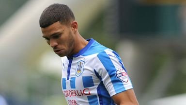 Nahki Wells: On the scoresheet for Huddersfield