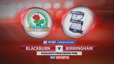 Blackburn 1-0 Birmingham