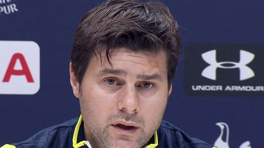 Mauricio Pochettino:  Has Emmanuel Adebayor available