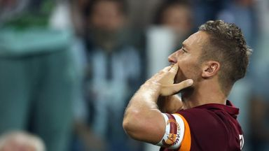 Francesco Totti: Roma legend