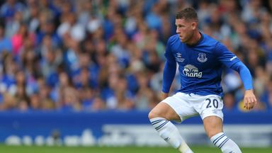 Ross Barkley: Set to make his European bow against Lille