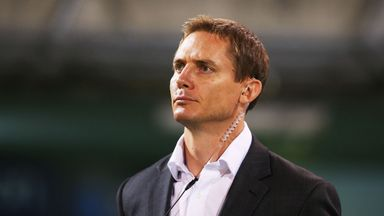 Stephen Larkham: Retains focus on the Brumbies rather than joining the national setup