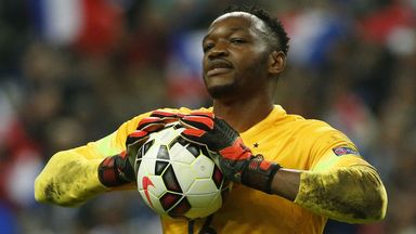 Steve Mandanda: Intends to see out the season at Marseille