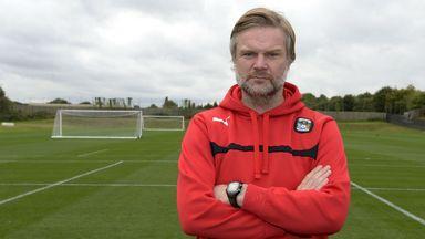 Steven Pressley: Faces his former side