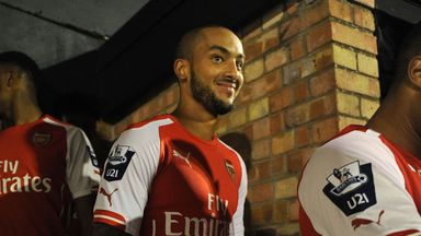 Theo Walcott: Returns for Arsenal