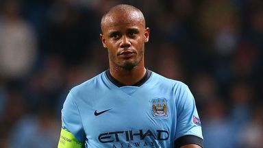 Vincent Kompany: Manchester City fans unfairly 'punished'