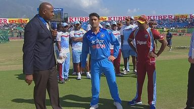 The West Indies tour of India came to a halt last week