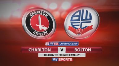 Charlton 2-1 Bolton