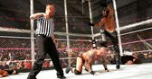 Rollins floors Orton