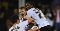 Fernando Amorebieta: Enjoys his goal for Fulham