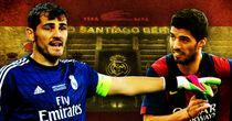 Luis Suarez set to make his El Clasico debut