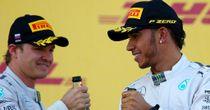 Hamilton v Rosberg: The numbers