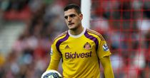Vito Mannone: A miserable day at Southampton for Sunderland's goalkeeper