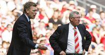 David Moyes: Was named as Sir Alex Ferguson's successor in 2013