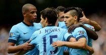 Manchester City: Backed to win opening game at West Ham