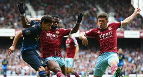 West Ham v Manchester City gallery