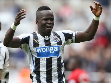 Cheick Tiote: Has returned to training