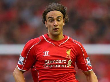 Lazar Markovic: Making progress at Liverpool