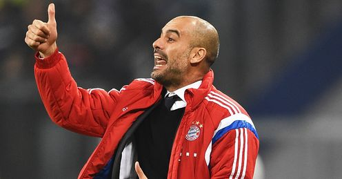 Pep Guardiola: Could be a target for Arsenal