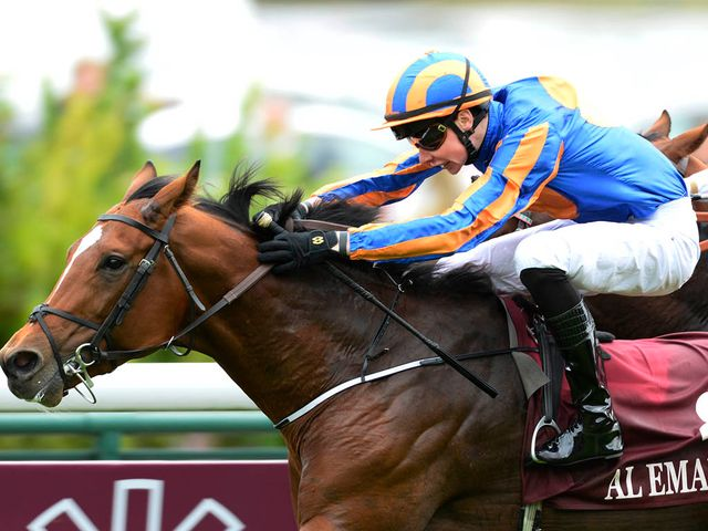 Gleneagles: Swerves Friday's Dewhurst at Newmarket