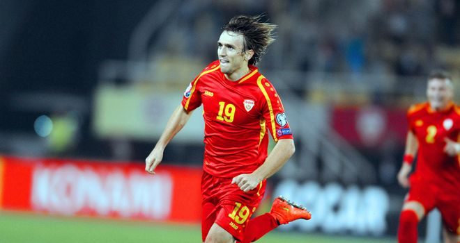 Video: FYR Macedonia vs Luxembourg