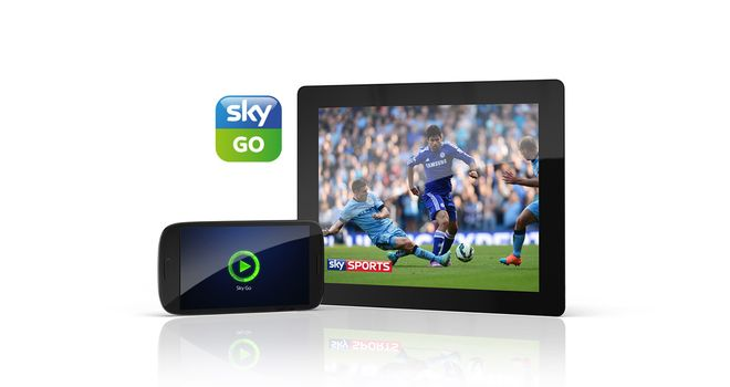 Sky Go Sign Up