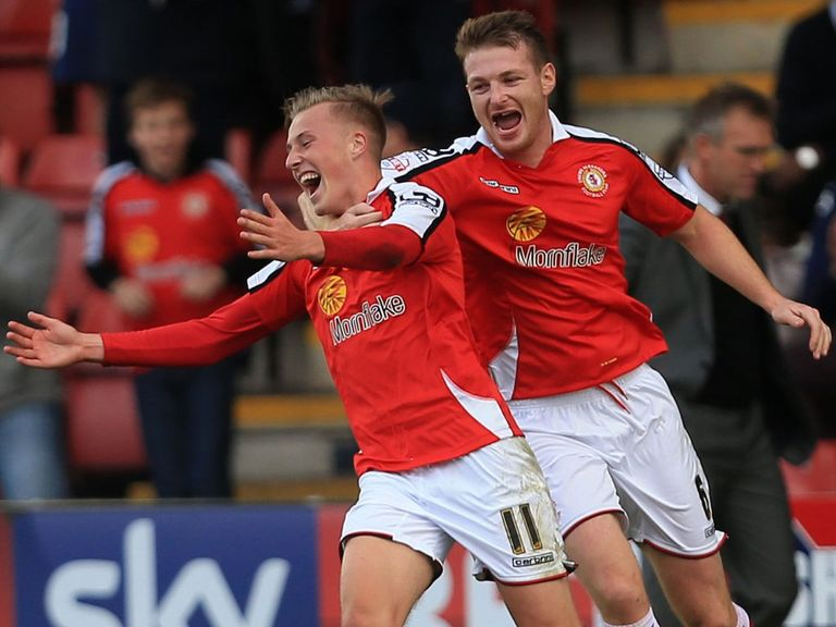 Crewe are backed for victory at Oldham