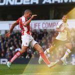 Jon Walters: Scored Stoke's second at Tottenham