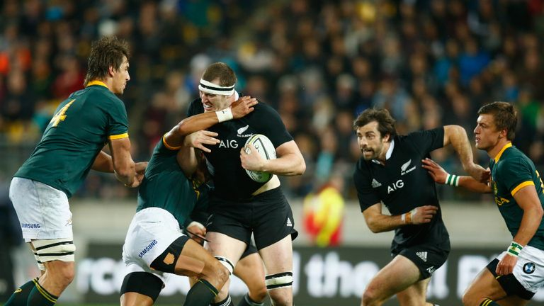 Brodie Retallick Explains Why The Loss To England Made Him