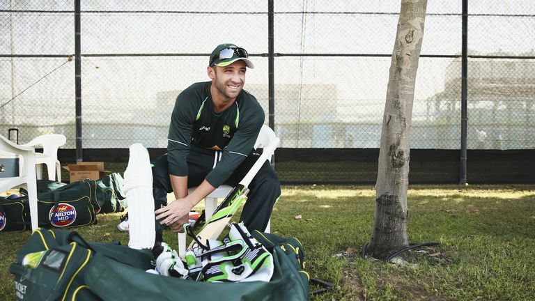 Phillip Hughes: Died after being struck by a ball while playing for South Australia