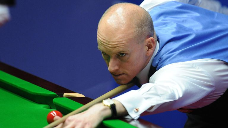 Peter Ebdon is delighted to have qualified
