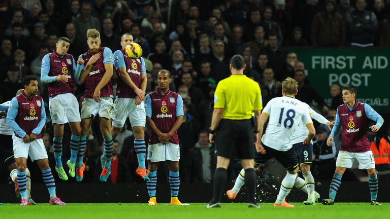 Mauricio Pochettino thinks this goal from Harry Kane in November 2014 saved him from the sack