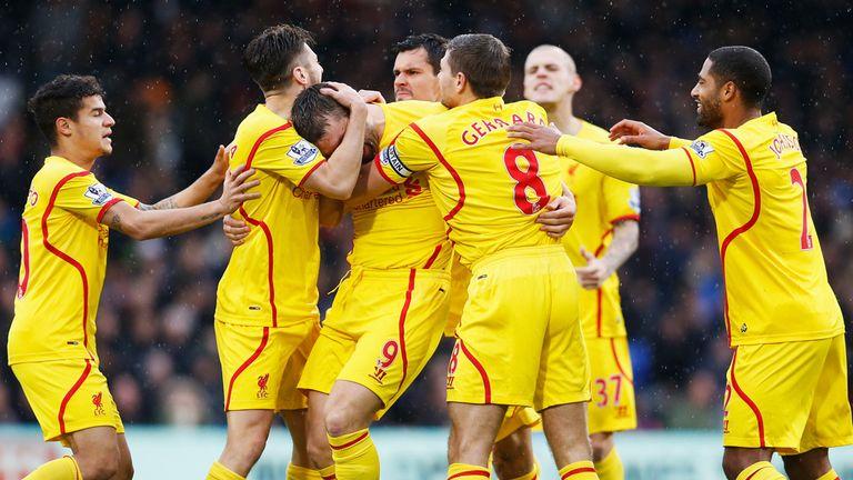 Rickie Lambert: Dream start, but Liverpool faded badly